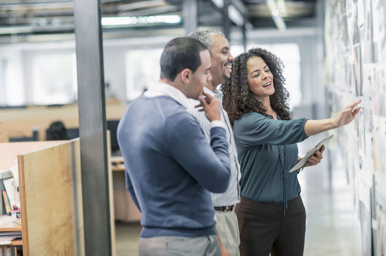 How can you maintain a long-term relationship with your employees?