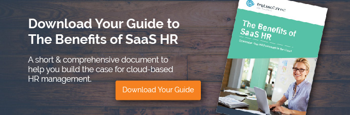 Guide to the Benefits of SaaS HR Download