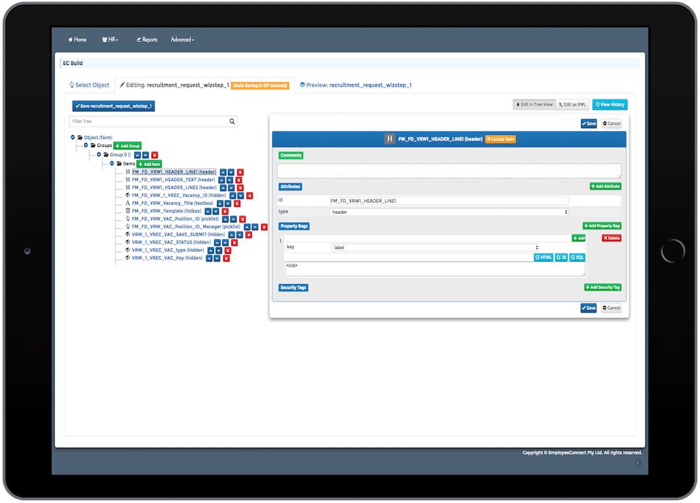 HR Software Australia