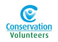 Conservation Volunteers Vertical logo