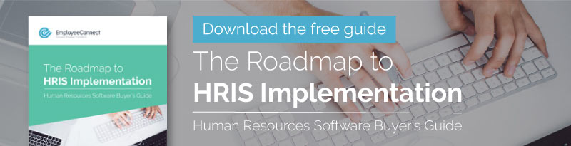 The Roadmap to HRIS Implementation