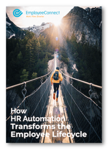 Thank you - How HR Automation Transforms the employee lifecycle