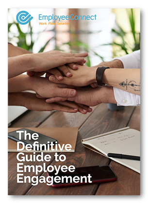 Thank you - The Definitive Guide to Employee Engagement